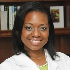 Dr Veda Johnson