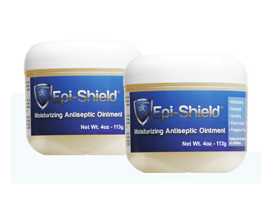 quantity 1 jar of Epi-Shield skin balm