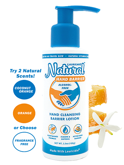 Natural Hand Barrier Lotion