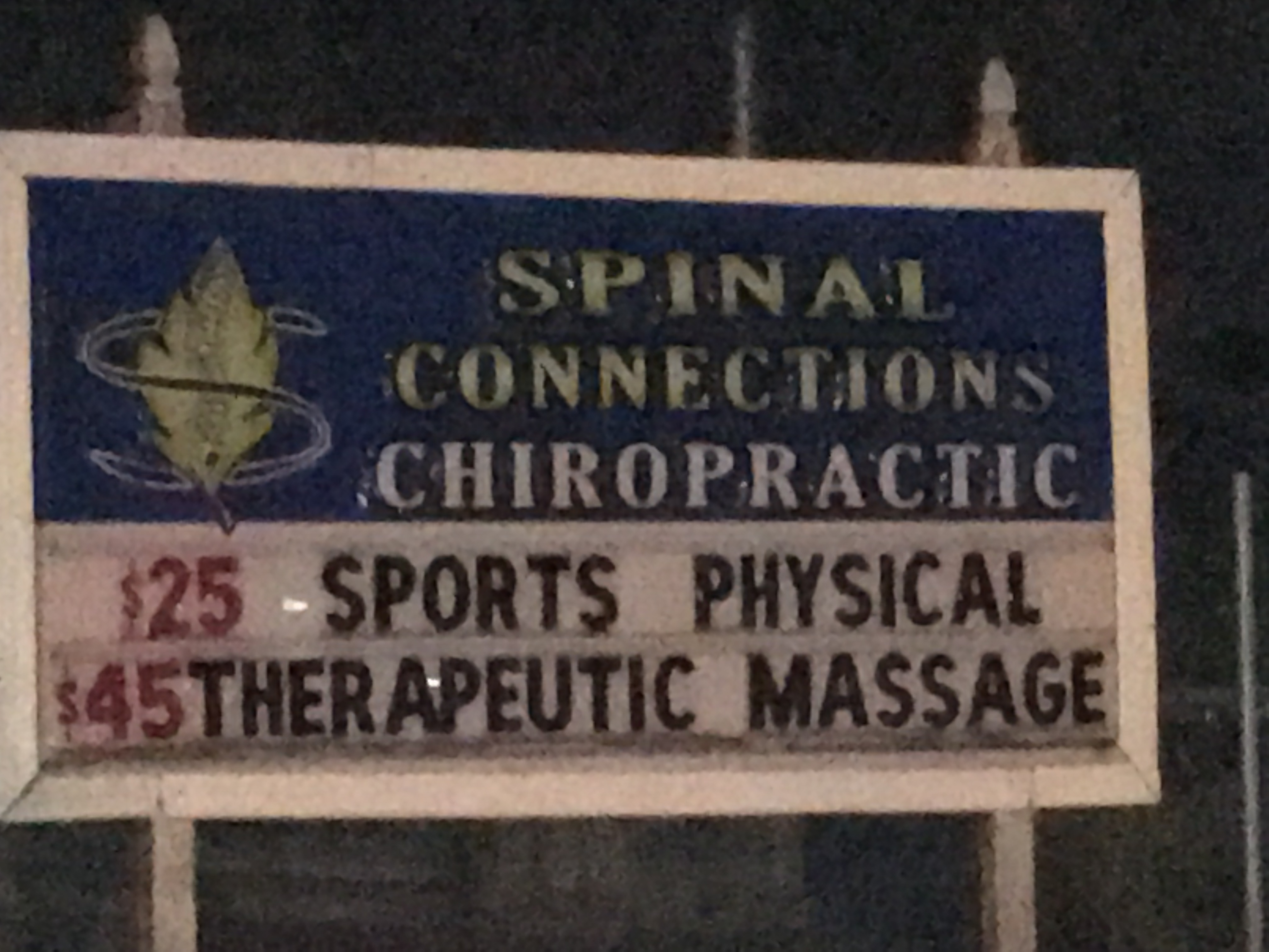 Spinal Connections of Tampa Bay