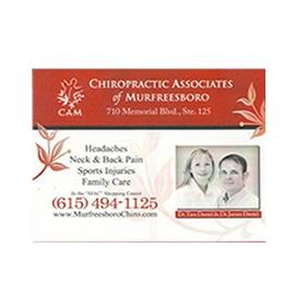 Chiropractic Associates of Murfreesboro