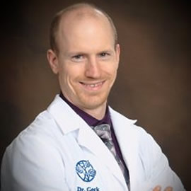 Dr. Daniel E Geck