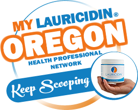 Where to Buy Lauricidin Brand Monolaurin in Portland, Bend, Medford and Eugene