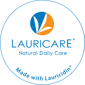 natural products made with lauricidin